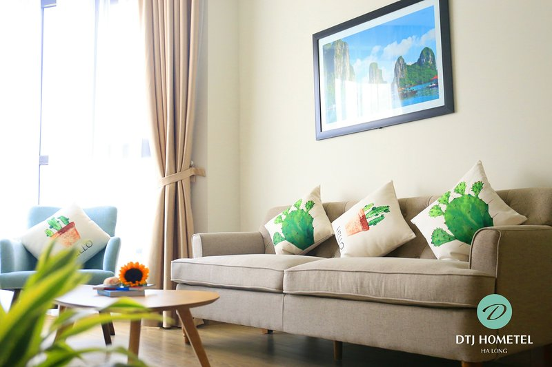 2BR Apartment #1 DTJ Hometel, vacation rental in Quang Ninh Province