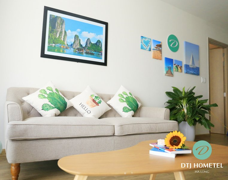 3BR Apartment #1 DTJ Hometel, vacation rental in Quang Ninh Province