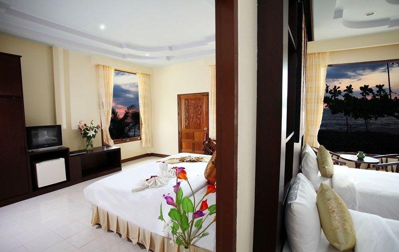 Amantra Resort & Spa, holiday rental in Ban Sala Dan
