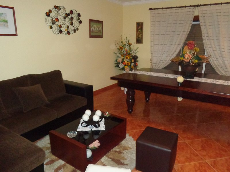 Spacious apartment with balcony, location de vacances à Ourem