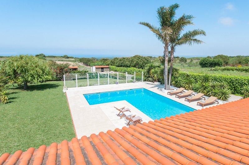 Aldeia Nova da Azoia Villa Sleeps 8 with Pool - 5682594, casa vacanza a Aldeia do Meco