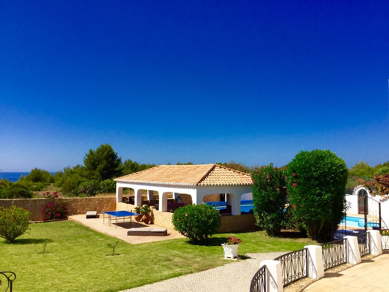 Villa Nova Chanteria for 16 persons, holiday rental in Benagil