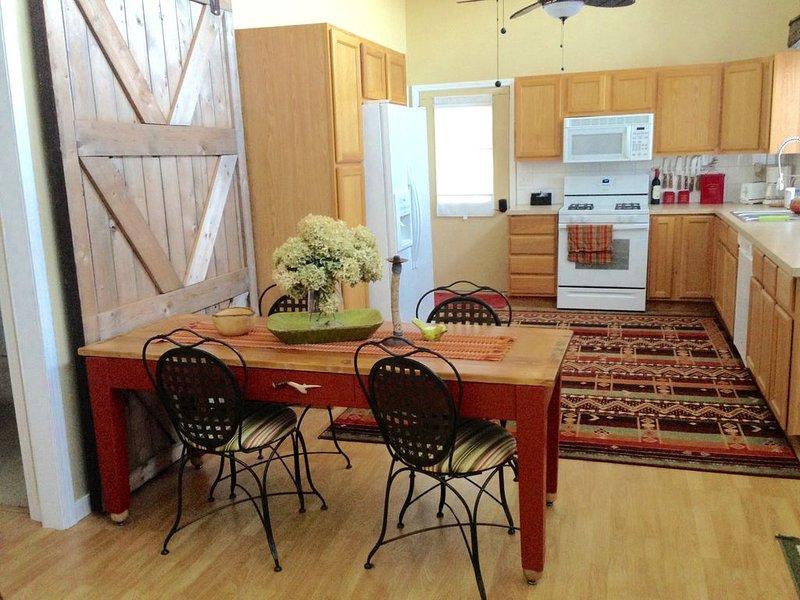 Overlook Lodge, alquiler de vacaciones en Big Rapids