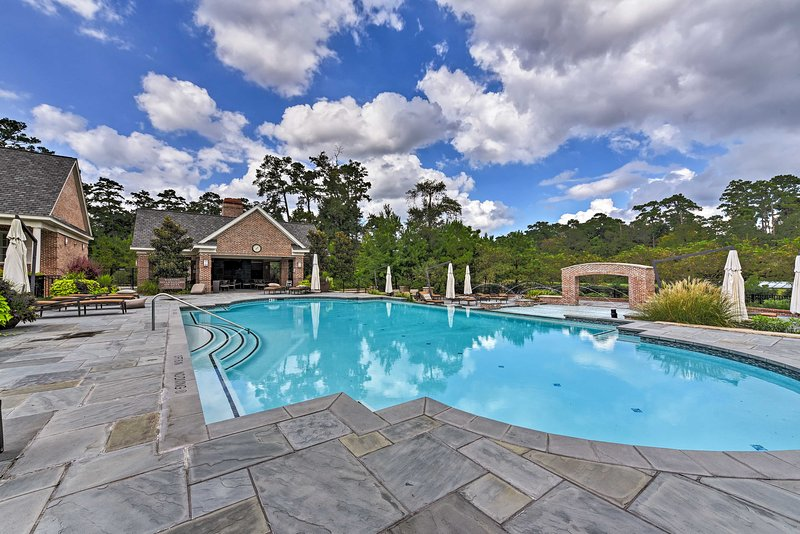 Make the most of your Texas retreat at this 3BR, 3.5 BA vacation rental!