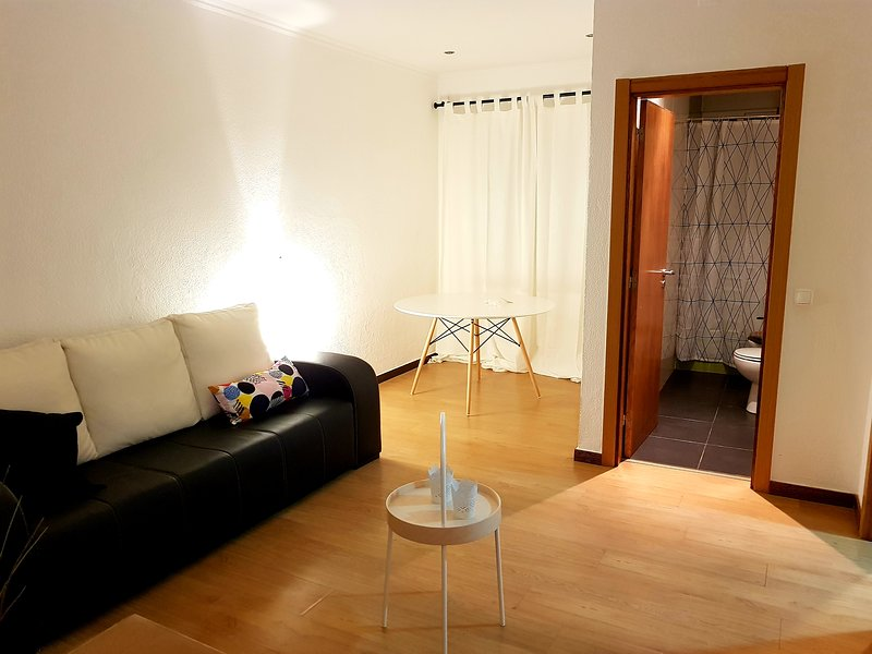 Nice apartment with terrace & Wifi, vacation rental in Almada