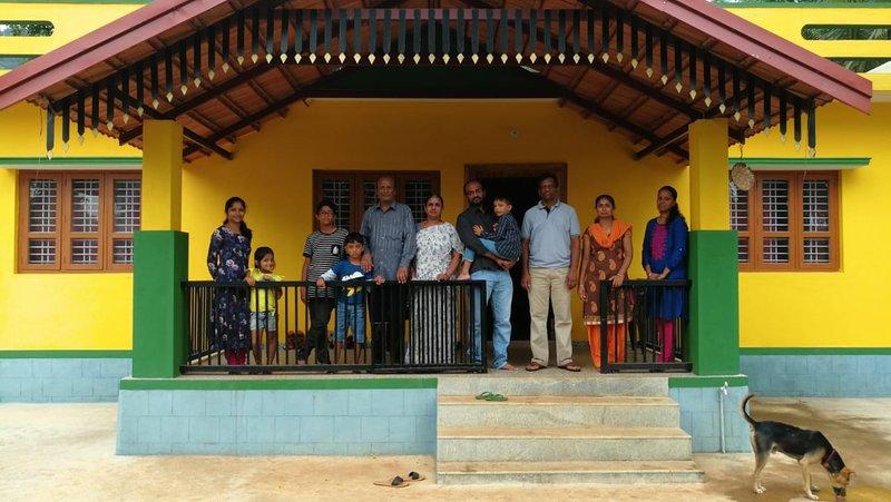 Surekoppa Homestay – semesterbostad i Sringeri