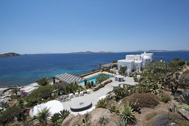 Villa Capari, location de vacances à Agios Ioannis