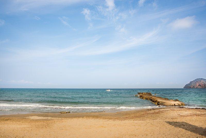 Athina's Flat on the sea, location de vacances à Agia Marina