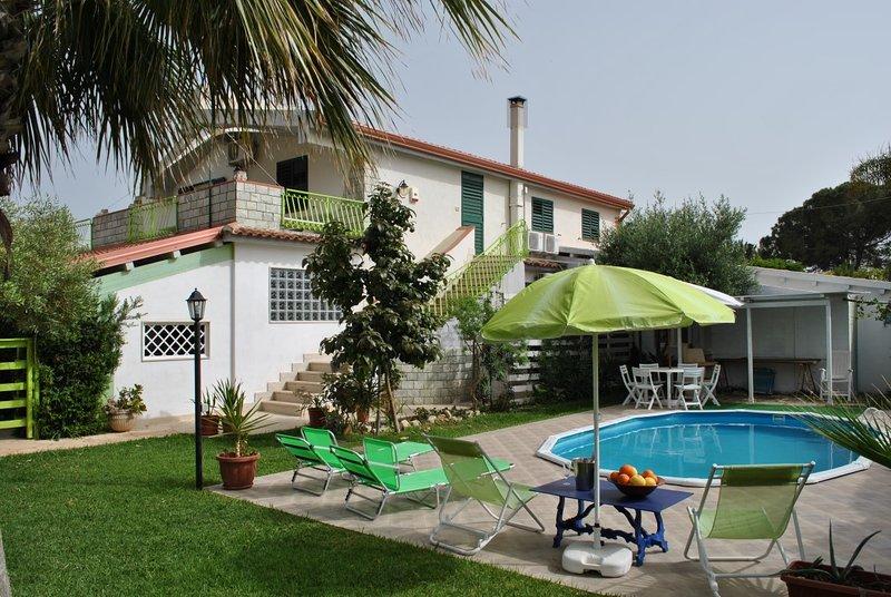 Villa Barbara appartamento con piscina, vacation rental in Syracuse