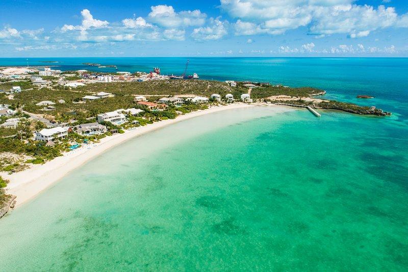 Crystal Sands Villa färger på Turks och Caicosöarna!