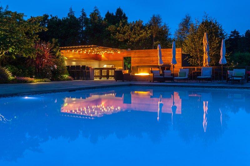 Spectacular Sonoma Estate, holiday rental in Freestone