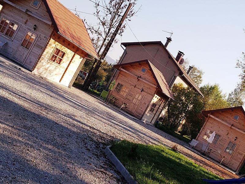 Warm cottages