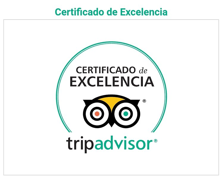 Villa Aladino CERTIFICATE OF EXCELLENCE 2017 AND 2018