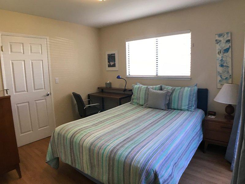 125 Pismo Shores-Tercer dormitorio - Cama doble - 125 Pismo Shores Alquiler de vacaciones