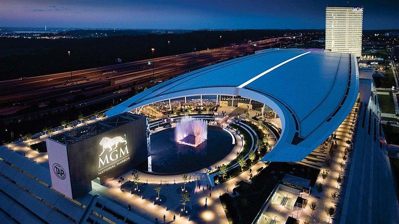 MGM, National Harbor, Washington DC destinazioni vicine.