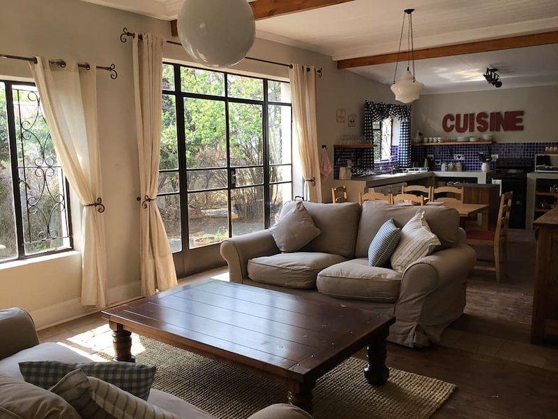 Quince Cottage, alquiler vacacional en Wakkerstroom