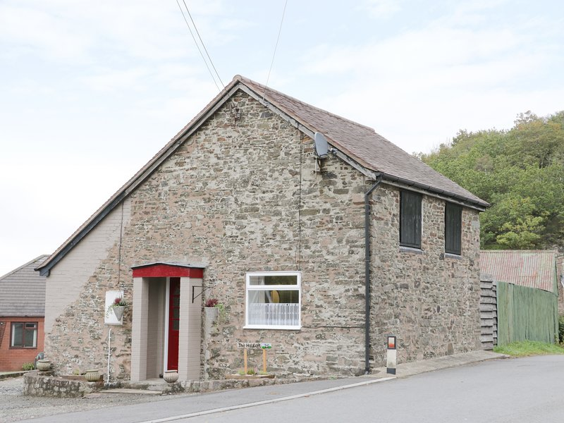 THE HAYLOFT, Shropshire Hills, hot tub, in Stiperstones, vacation rental in Snailbeach