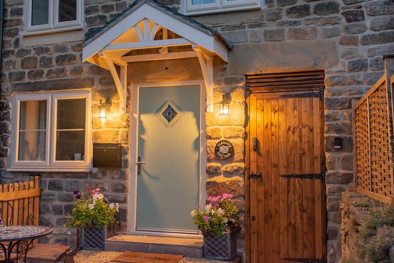 Clematis Cottage Fritchley, location de vacances à Crich
