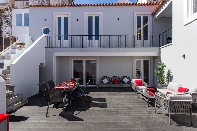 Dalyan Silver Duplex Apartment, Santarém, Portugal, location de vacances à Santarem