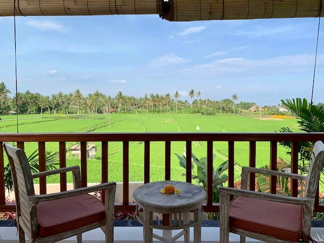 2 BR Heavenly Villa, Ubud, LIMITED PROMO 50% OFF!!!, holiday rental in Bedulu