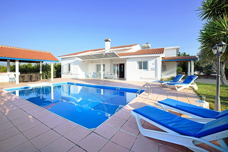 our lovely villa Anax