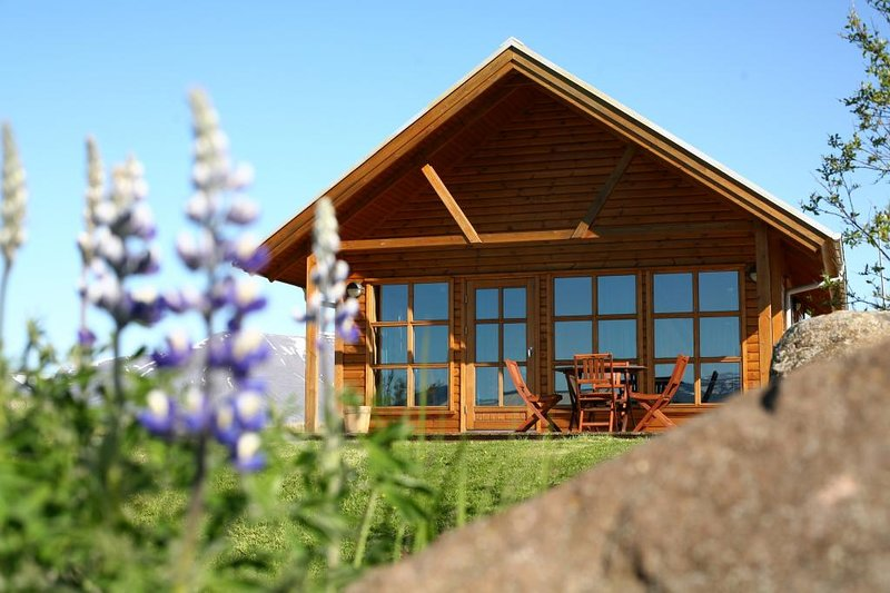 Family cottage in North Iceland, vacation rental in Saudarkrokur