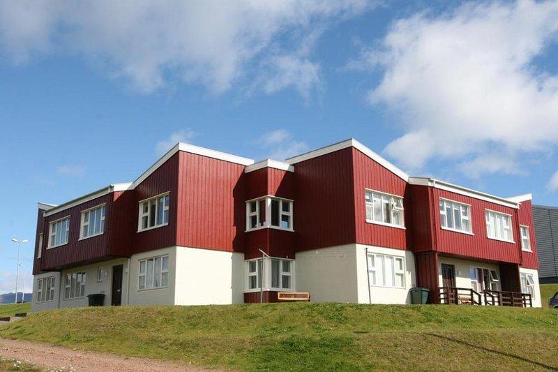Framtidin Apartment 3 - 60m2, vacation rental in Stodvarfjordur
