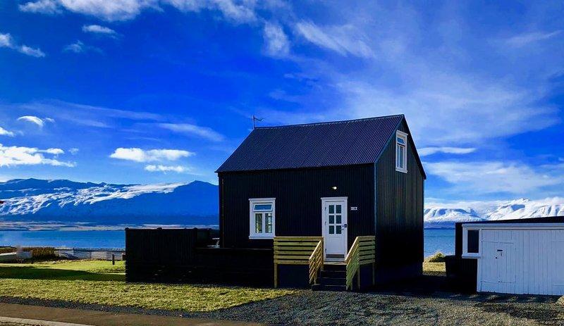 Vellir - Cottage with a view, location de vacances à Région nord-est