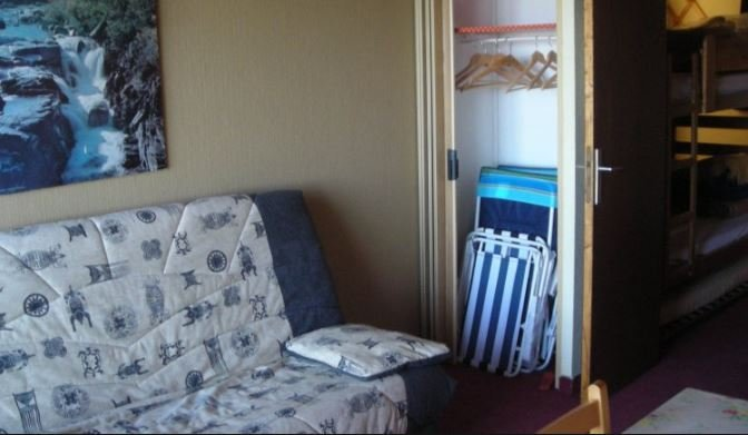 Apartment - 500 m from the slopes, holiday rental in Saint-Leger-les-Melezes