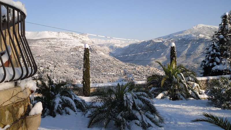neige hiver 2013