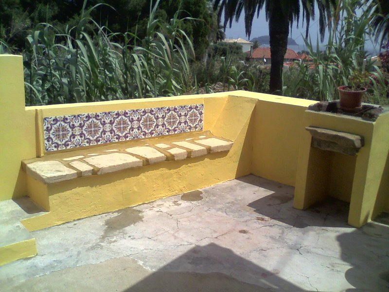Nice house with sea view & Wifi, location de vacances à L'île de Porto Santo