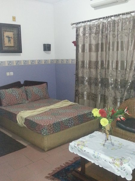 APPARTEMENT CONFORT PLUS, holiday rental in Brazzaville