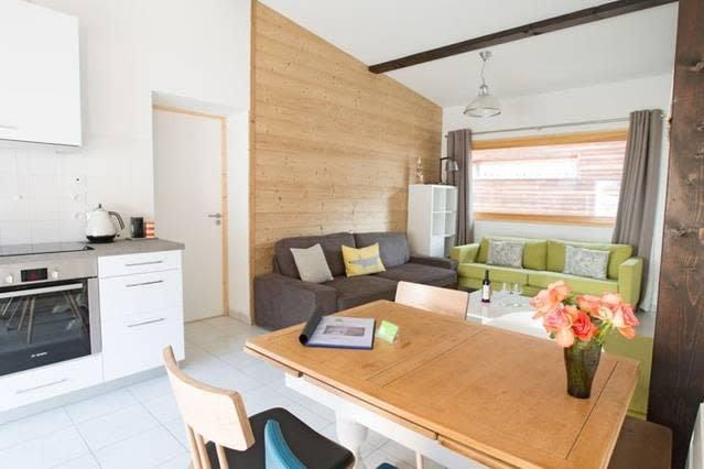 Mountain Xtra Apartment Sanctuary, alquiler vacacional en Haute-Savoie