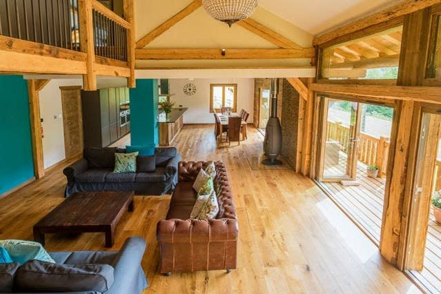 Mountain Xtra Chalet Skyline, holiday rental in La Cote-d'Arbroz