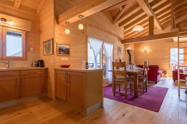 Mountain Xtra Apartment Colombette, holiday rental in La Cote-d'Arbroz