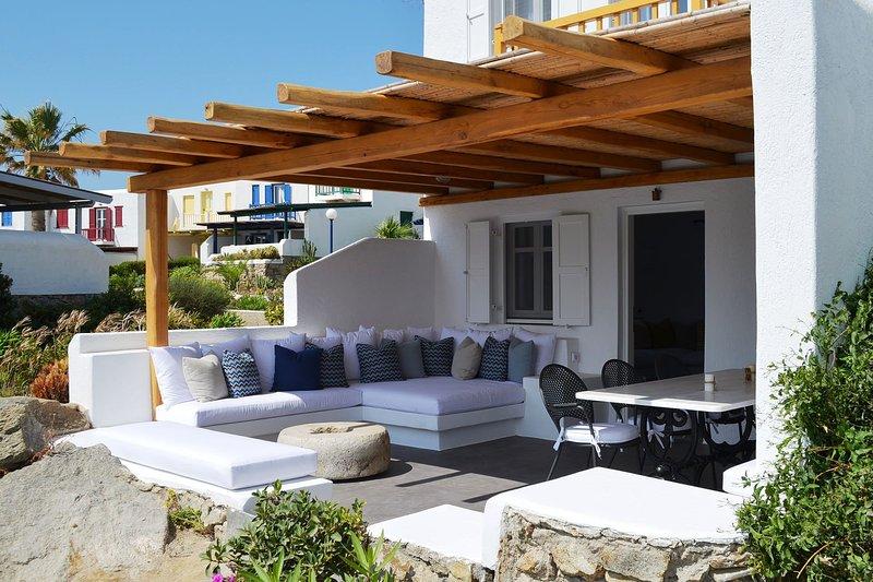 Costa Villa, location de vacances à Agios Ioannis