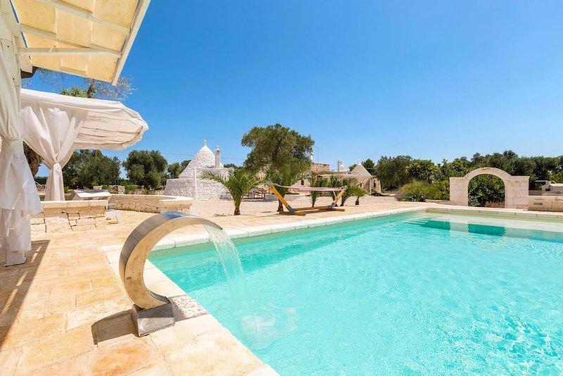 Trulli Ion, alquiler de vacaciones en Certosa