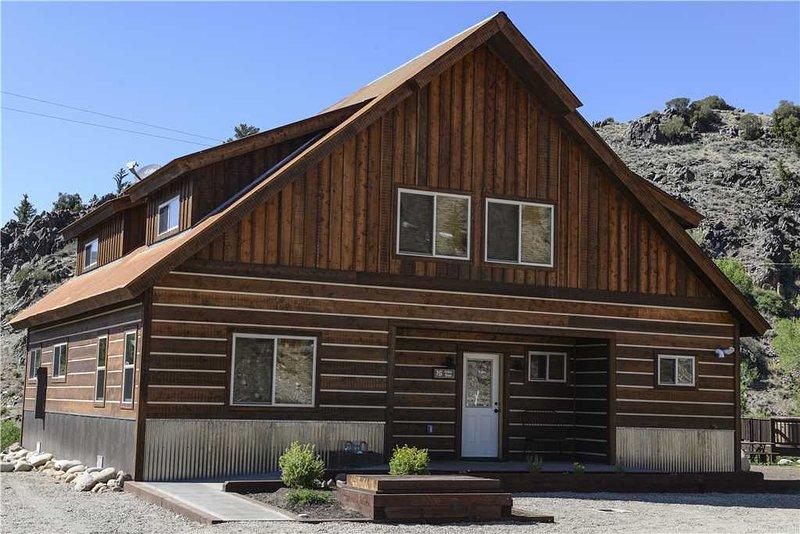 Cabin 15, alquiler de vacaciones en Pitkin