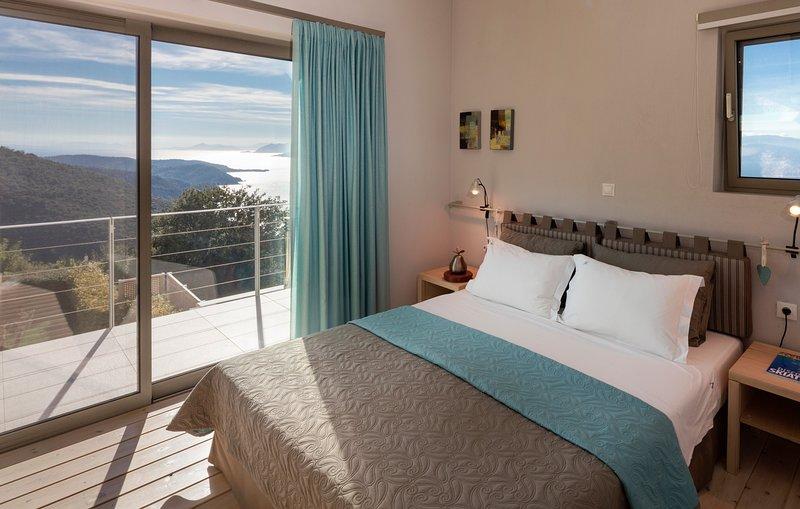 Atrium Villas, vacation rental in Troulos