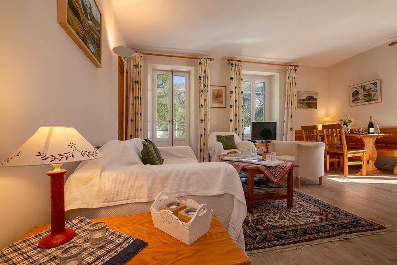 Résidence Bel'Alp 16, casa vacanza a Vallorcine