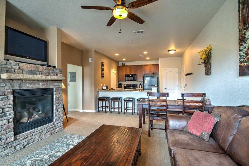 Granby Ranch Condo - Close to Slopes & Lake!, holiday rental in Hot Sulphur Springs
