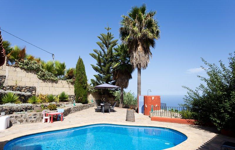 Finca La Chamusca, holiday rental in La Guancha
