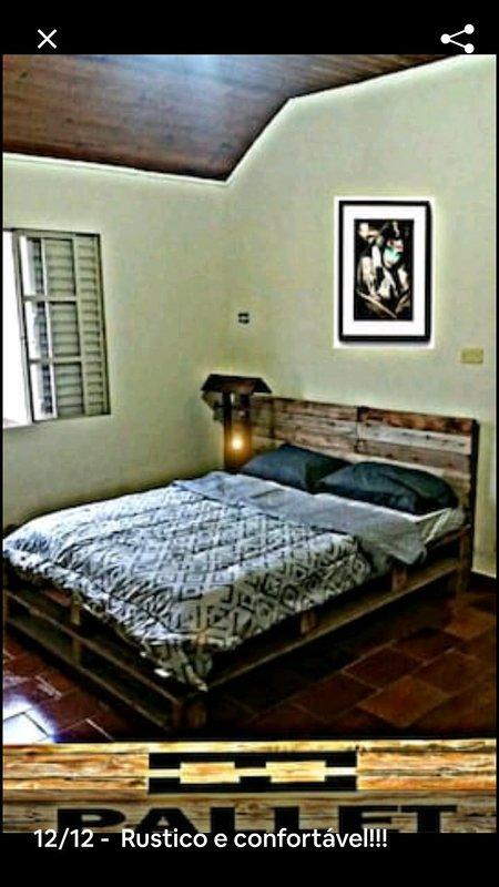 POUSADA PALLET, holiday rental in Bodoquena