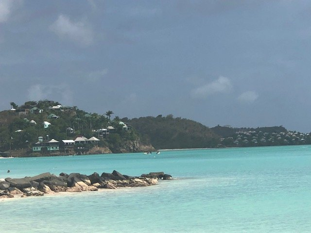 Harbour Breeze Villa ~ Jolly Harbour, Antigua, holiday rental in Jolly Harbour