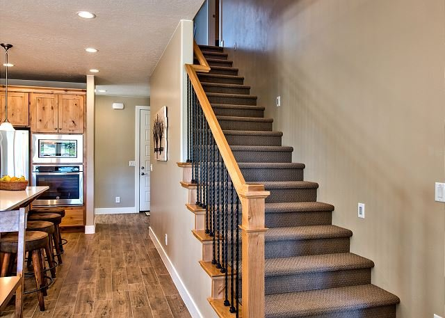 Stairway & Main Hallway