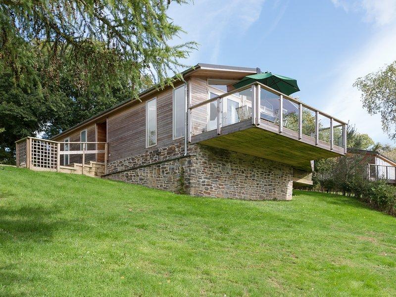 7 Lake View, Lanreath, vacation rental in Lanreath