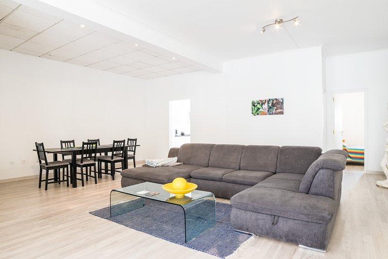 Salty Apartment, Armação de Pêra, Algarve, aluguéis de temporada em Armação de Pêra