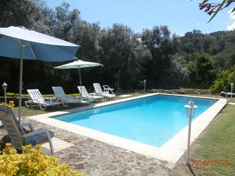 Beautiful villa with swimming-pool, location de vacances à Vila Pouca de Aguiar