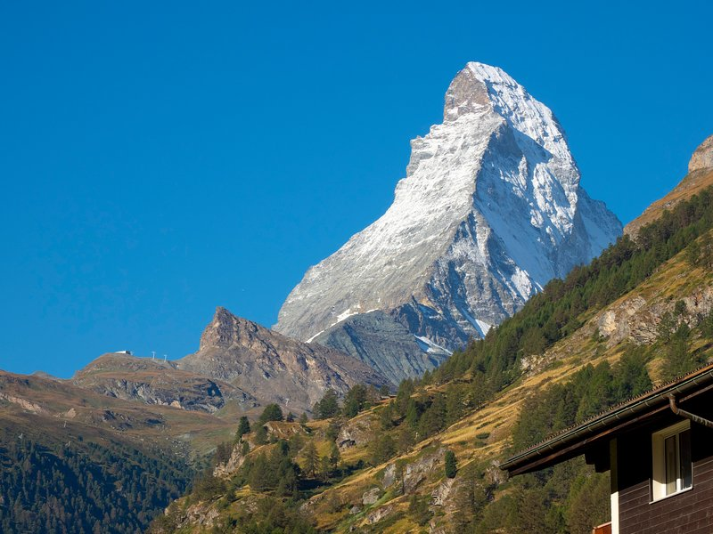 Imperial Studio with Magnificent Matterhorn View, vacation rental in Zermatt