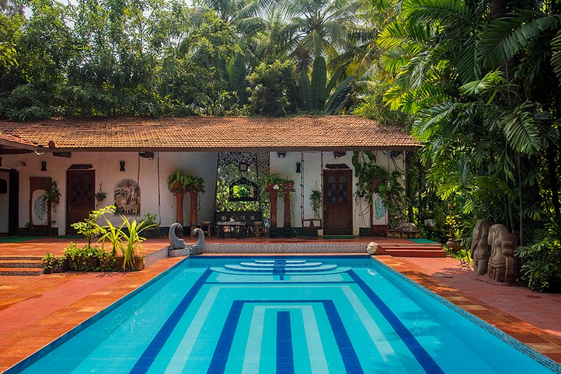 The Estate by Vista Rooms, vacation rental in Alibaug